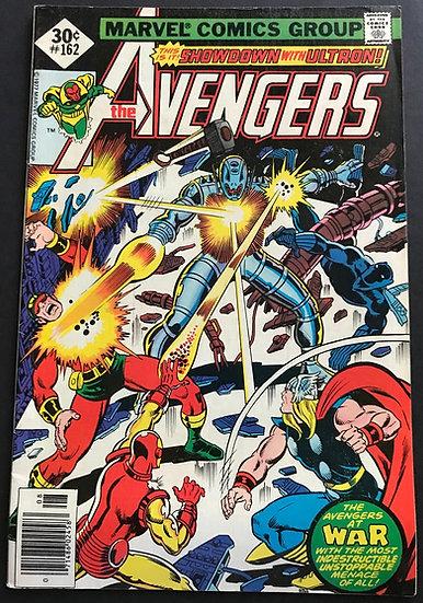 Avengers (Marvel ) #162 FN+