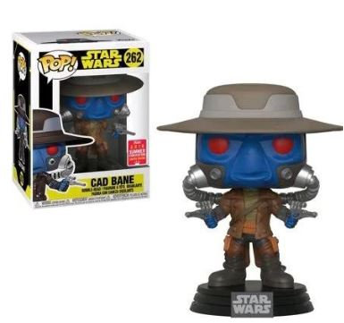 Star Wars Cad Bane Bobble Head  SDCC 2018