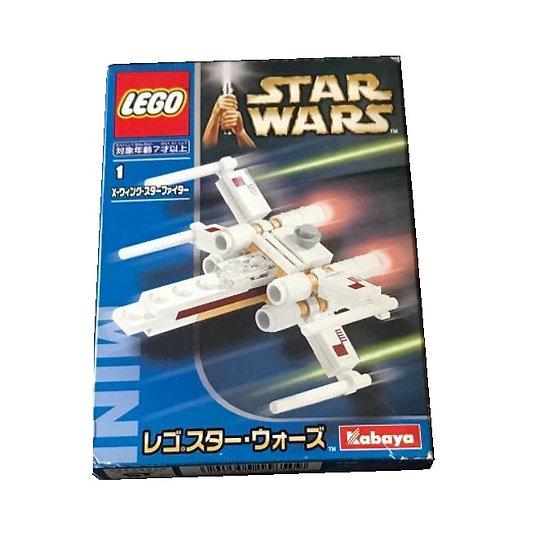 Lego Star Wars Kabaya Mini X-Wing Starfighter Japanese