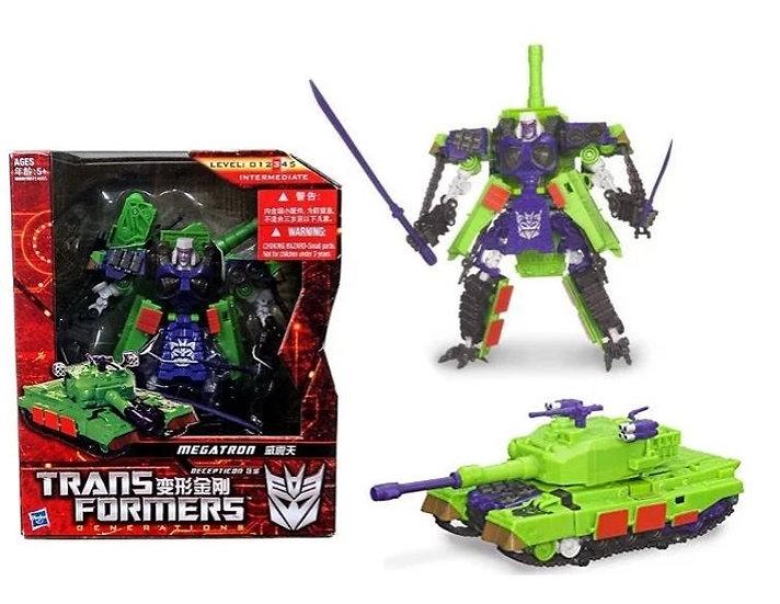 Transformers Generations Voyager Class Action Figure Decepticon Megatron