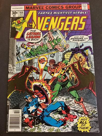 Avengers (Marvel ) #164 VF+