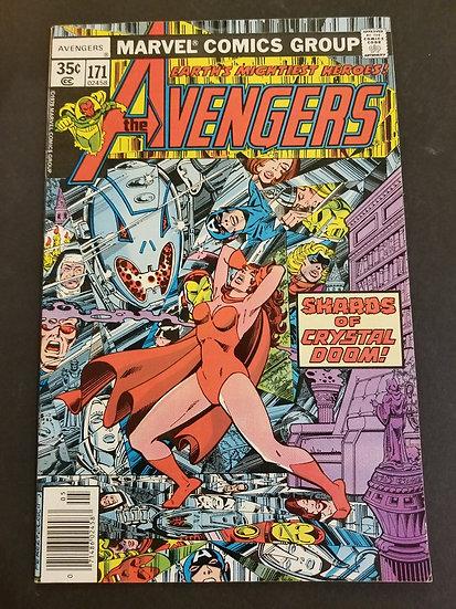 Avengers (Marvel ) #171 VF-