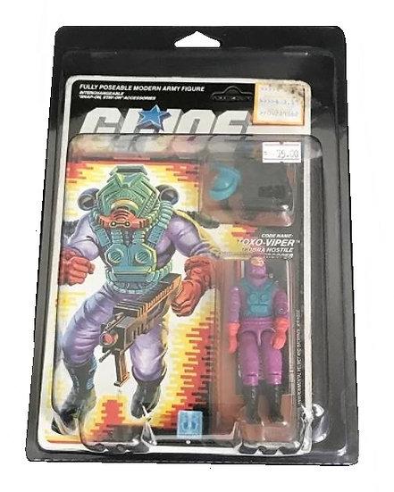 1987 Hasbro G.I.Joe Fully Poseable Modern Army Figure