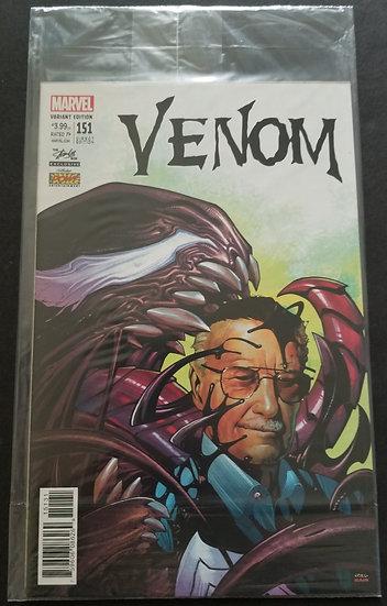 Venom #151 NM [Stan Lee Box Edition In Sealed Poly Bag]