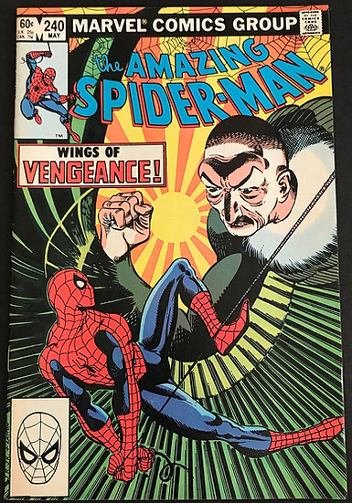 Amazing Spider-Man (Marvel) #240 VF+