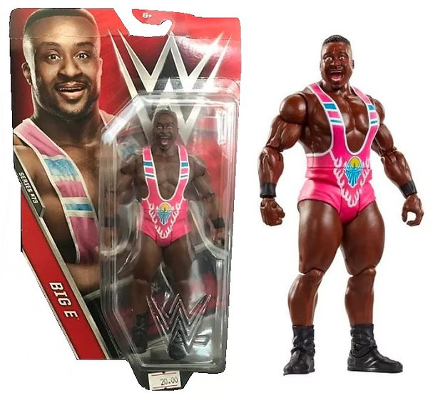 Wwe Series 73 Big E Action Figure