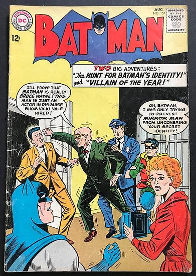 Batman #157 VG+