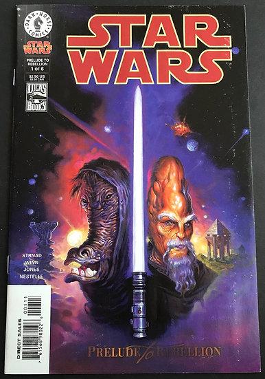 Star Wars (1998 Dark Horse 1st Series) #1 NM