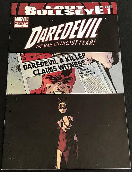 Daredevil (Marvel 2nd Series) #111 FN+