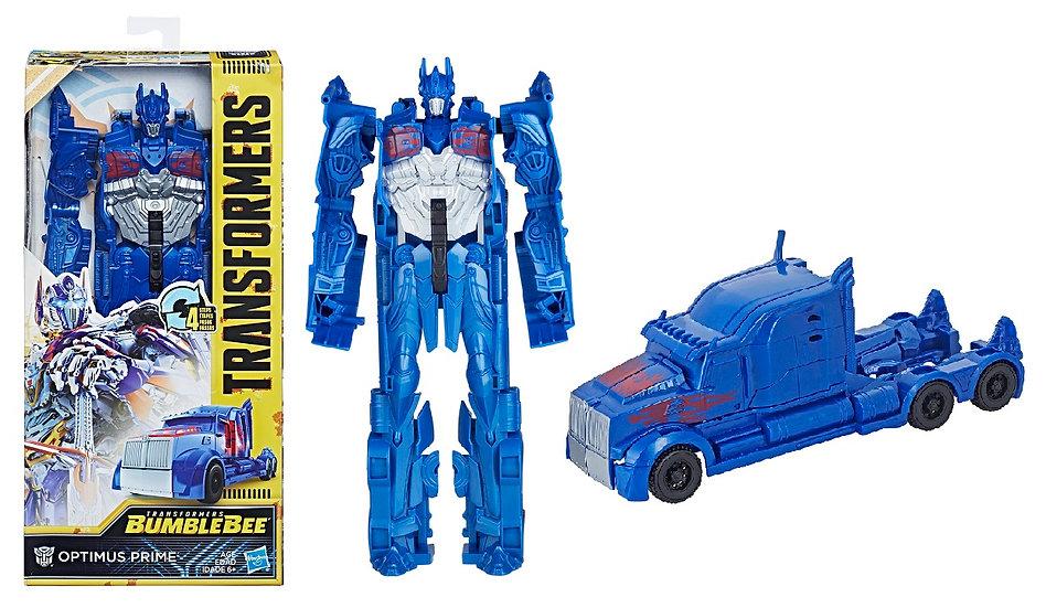 Transformers Bumblebee Titan Changers Optimus Prime Figure