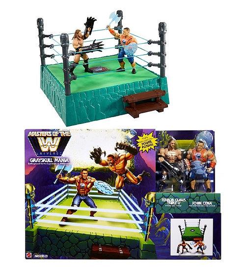 Masters Of The WWE Universe Grayskull Mania Bundle Pack