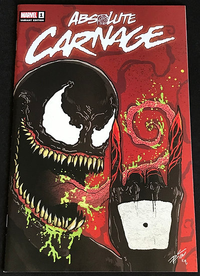 Absolute Carnage #1 NM [Exclusive Donny Cates Variant Cover]