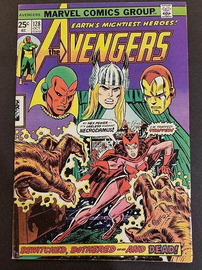 Avengers (Marvel ) #128 FN+