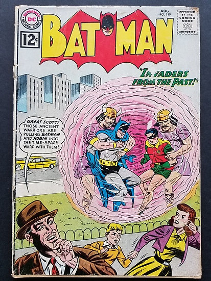 Batman (1940) #149 GD