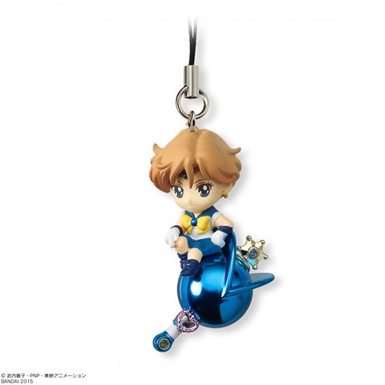 Sailor Moon Twinkle Dolly Vol. 2 Sailor Uranus with Mobile Mascot Charm