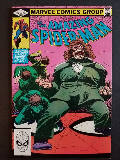 Amazing Spider-Man 232