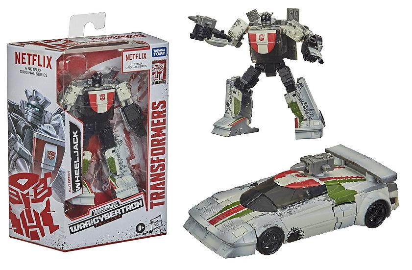 Transformers Generations War for Cybertron Series Autobot Wheeljack
