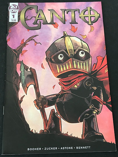 Canto #1 (IDW) NM-