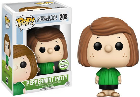 Peanuts Peppermint 208 2017 Emerald City Comic Con Exclusive