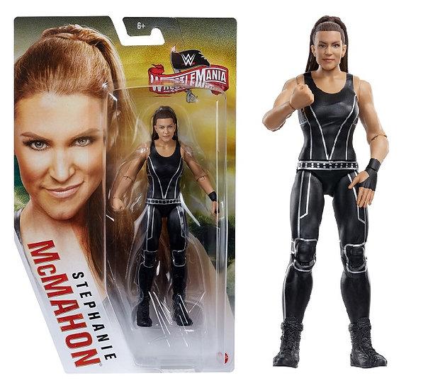 WWE Wrestlemania Stephanie McMahon Wrestling  Figure