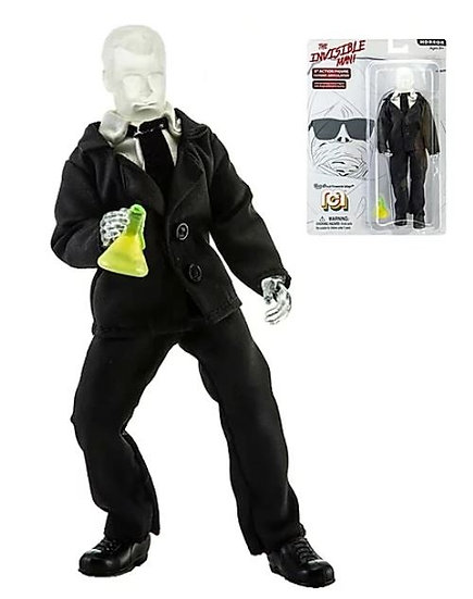 "The Invisible Man Horror Classic 8"" MEGO Action Figure"