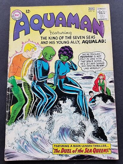 Aquaman (1962 1st Series) #16 VG