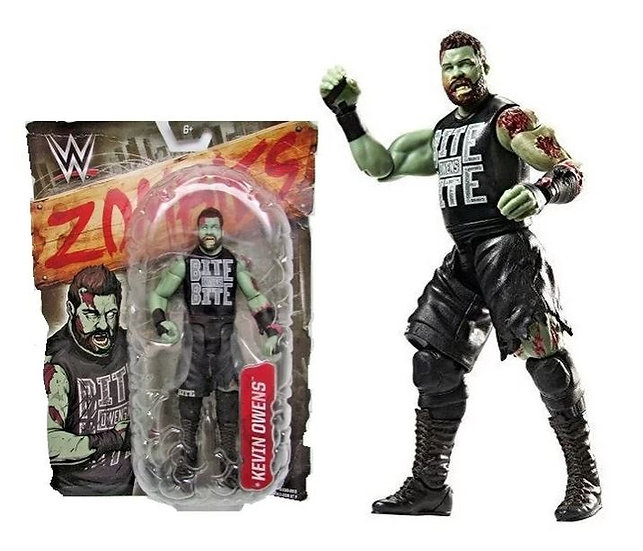 WWE Zombies Kevin Owens Zombified Action Figure