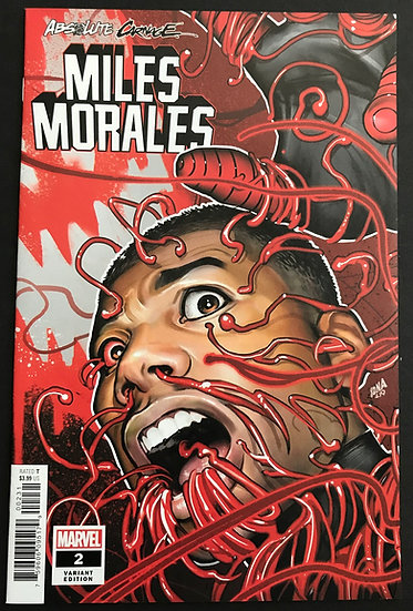 Absolute Carnage Miles Morales (2019 Marvel) #2 NM
