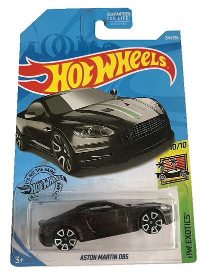 Hot Wheels HW Exotics Aston Martin DBS