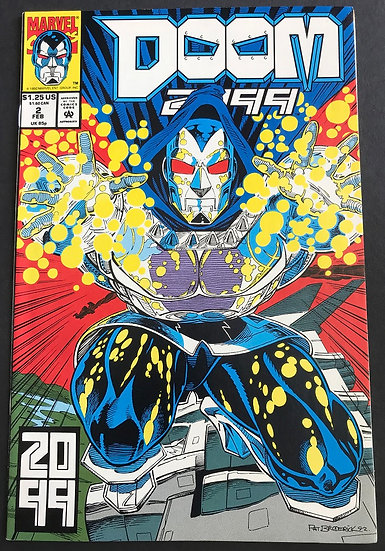 Doom 2099 (1993) #2