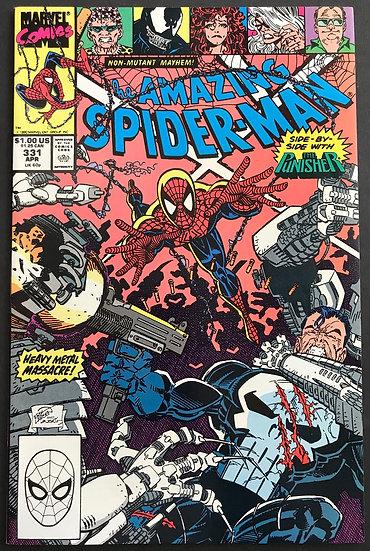 Amazing Spider-Man (1963 1st Series) #331 VF+