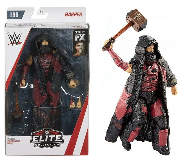WWE Elite Collection Series 66 Harper Wrestling Figure