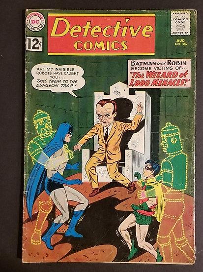 Detective Comics (1937 1st Series) #306 FN+