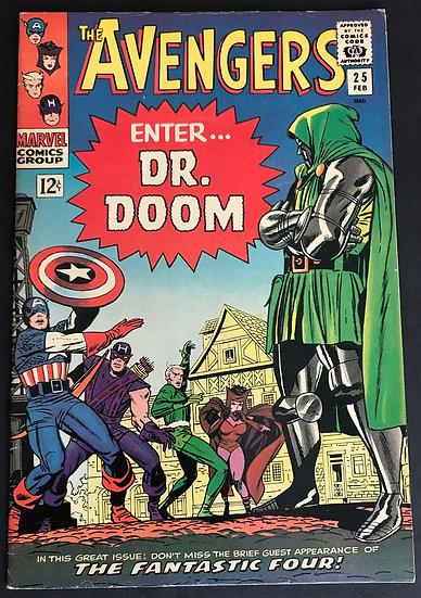 Avengers (Marvel ) #25 VF