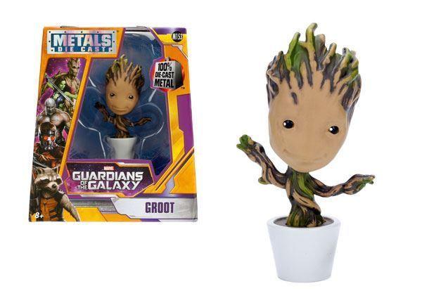 Metal Die Cast Guardians Of The Galaxy Groot M153