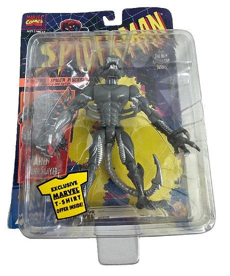 1994 Spider-Man Alien Spider Slayer Figure
