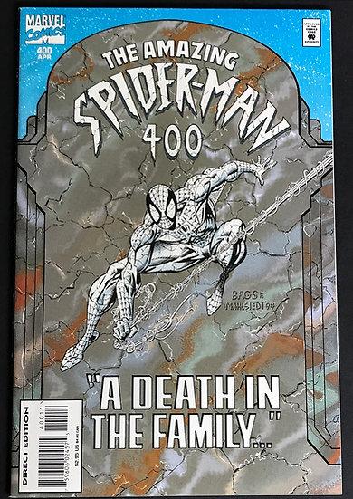 Amazing Spider-Man (Marvel) #400 NM-