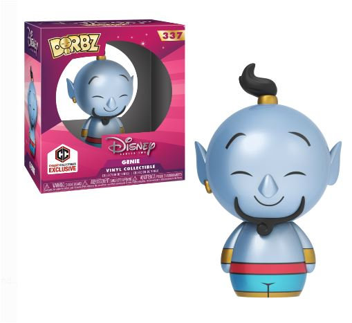 Dorbz Disney Genie (Metalic) 338 Chalice Collectibles Exclusive