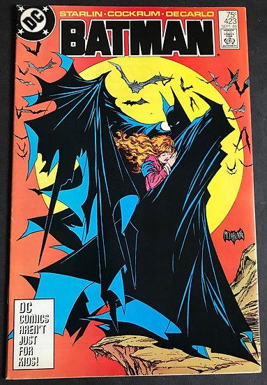 Batman #423 (DC) VF