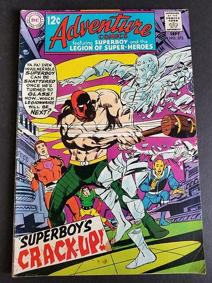 Adventure Comics 372 VG