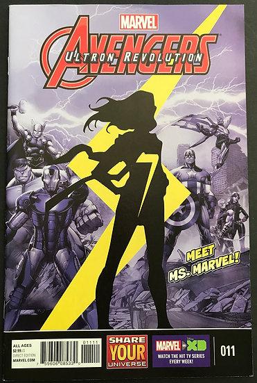 Marvel Universe Avengers Ultron Revolution (Marvel) #11