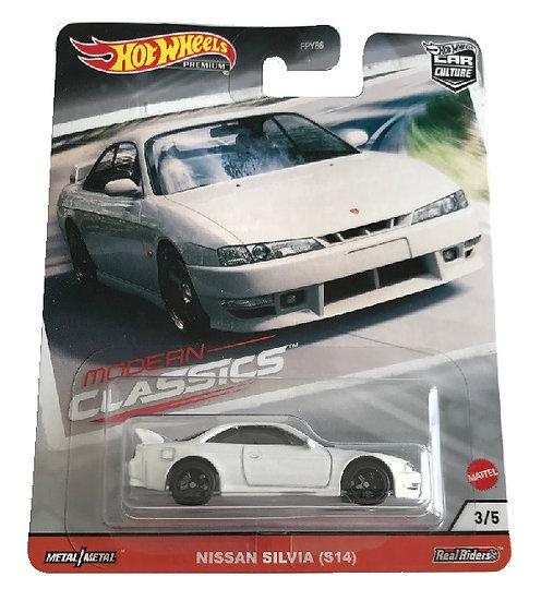 Hot Wheels Modern Classics NissanSilvia (S14)