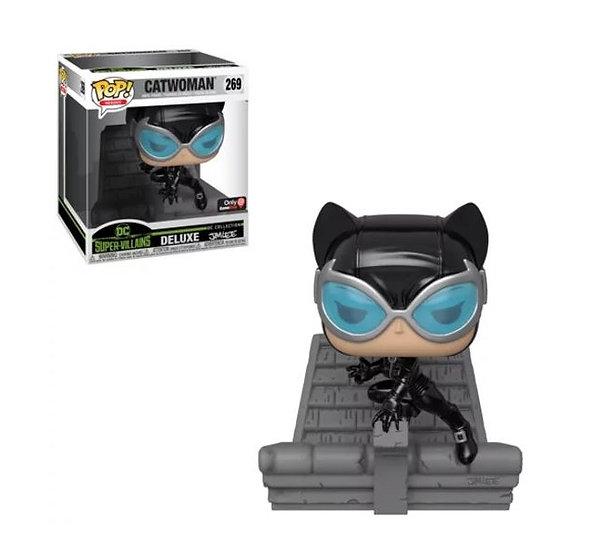 Batman Deluxe Jim Lee CollectionCatwoman 269 Game Stop Exclusive
