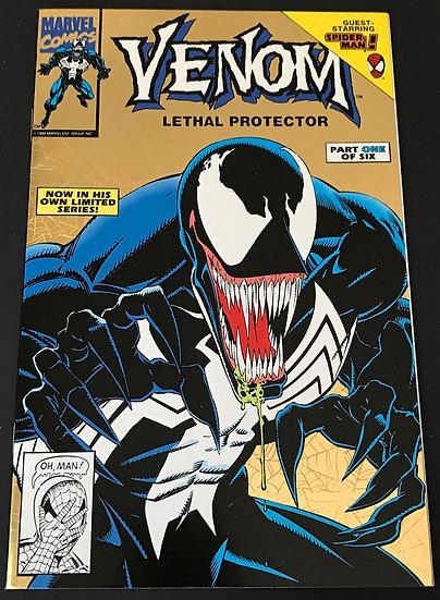 Venom Lethal Protector 1 Gold Variant  VF