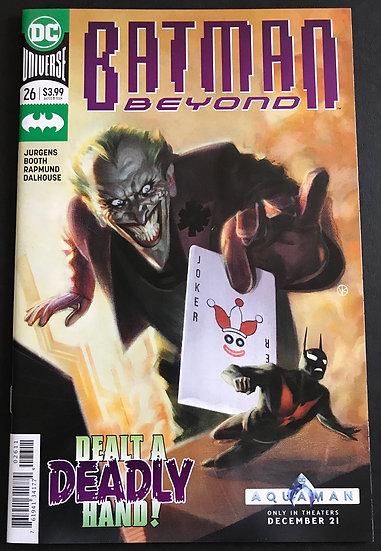 Batman Beyond 26 NM