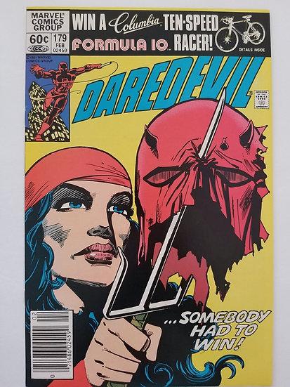 Daredevil (1964 1st Series) #179 NM