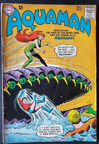 Aquaman 13 FN- 2nd Mera