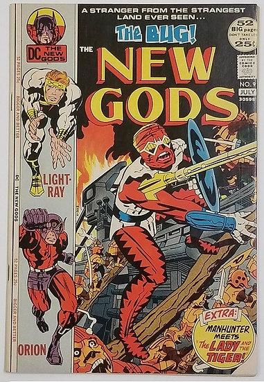 New Gods (1971 1st Series) #9 VF