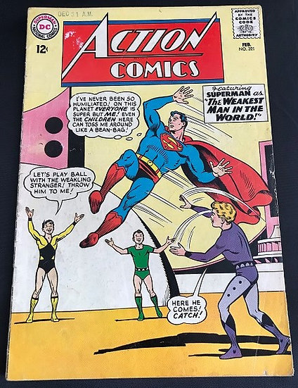 Action Comics #321 VG
