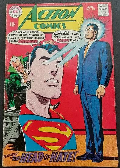 Action Comics #362 FN